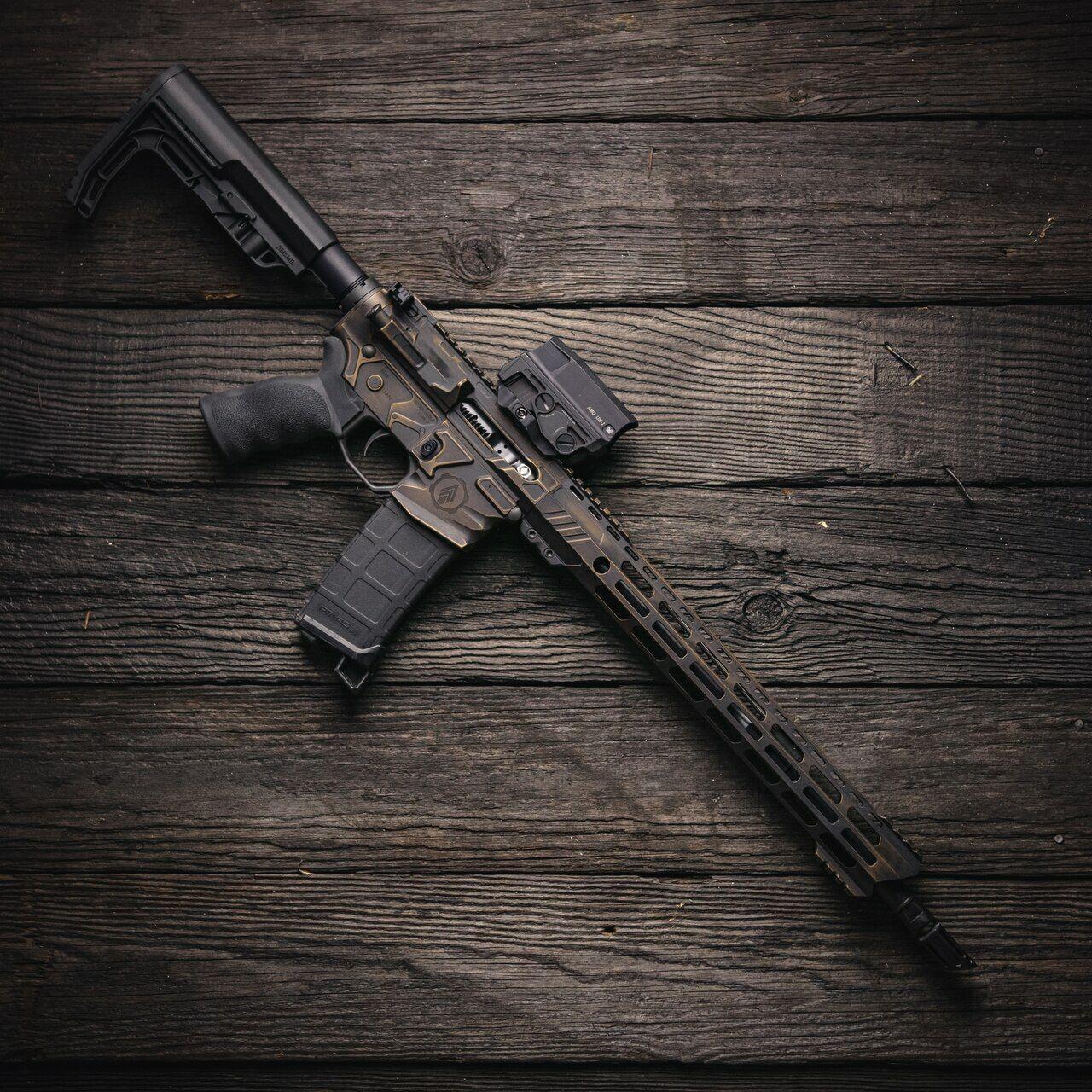 3rd Gen Tactical Humboldt Billet AR15